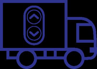 FIX Truck safe | Maailman nopein kuormansidonta automaattisella kiristyksellä, kiristysvoiman valvonnalla ja uudelleen kiristämisellä tekee kuljettajan työympäristöstä turvallisemman.